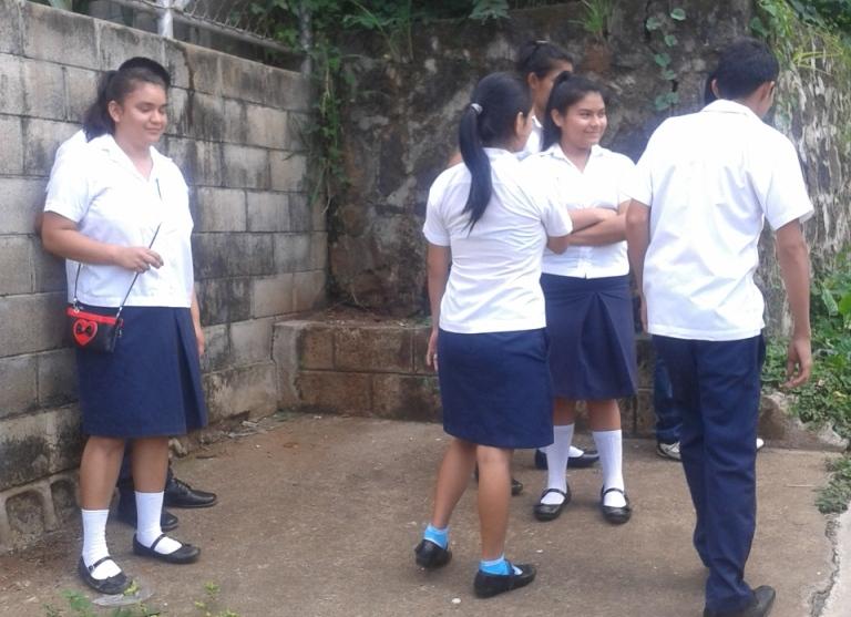 Dall'istruzione il futuro del Salvador